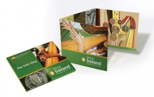 Ireland - Euro coins, Official BU Set 2013