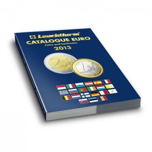Euro coins catalogue, English edition 2013