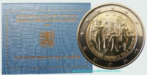 Vatican - 2 Euro, 7th World Meeting of the Families, 2012