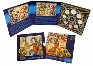 Cyprus - Official Coin Set BU, 2013