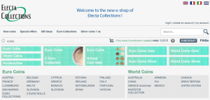 Electa Collections e-shop