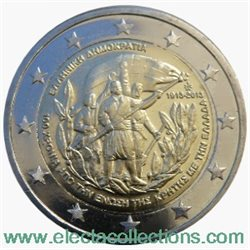 Greece – 2 Euro, 100th anniversary of the union of Crete with Greece, 2013