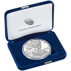 United States - Silver coin 1 oz PROOF, American Eagle, 2014