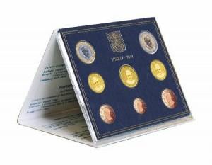 Vatikan - Euromünzen, Original Kursmünzensatz BU 2014