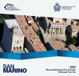 San Marino - Official BU Set 2014