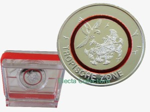 Germany - 5 Euro, Tropical climate zone, 2017 (proof)