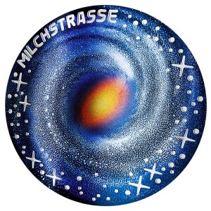 Austria-20-euro-silver-2021- The milky-way.The Uncharted Universe.